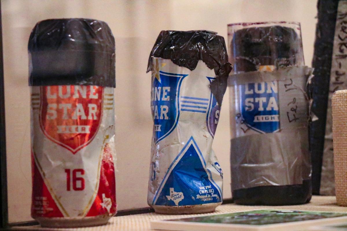 Pinhole cans